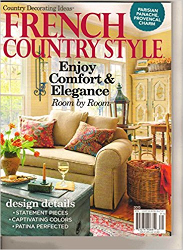 Country Decorating Ideas French Country Style 2015