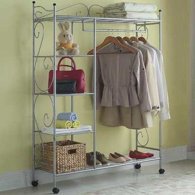 "Home Storage Solutions 48"" Wide Closet System"