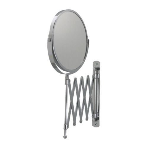 Ikea 380.062.00 Frack Stainless Steel Mirror