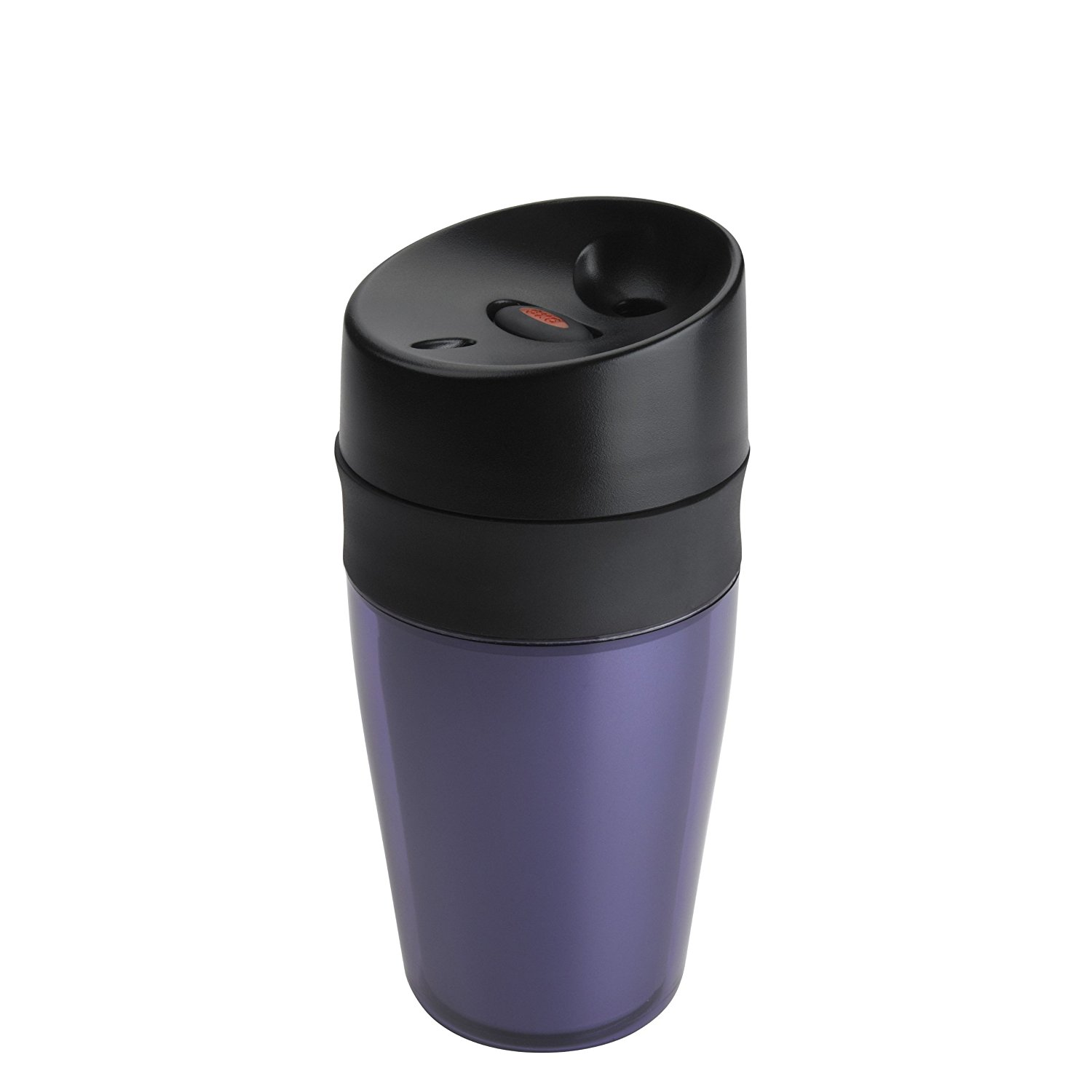 OXO Good Grips Mini LiquiSeal Travel Mug, Purple