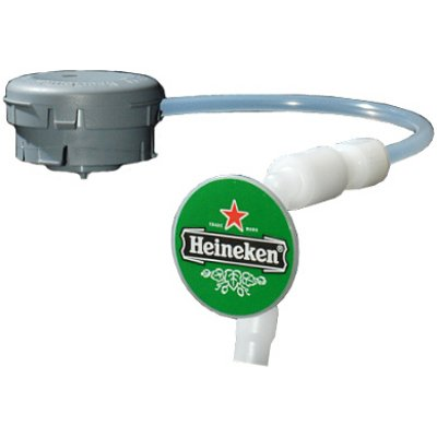 BeerTender Heineken Replacement Tube, Set of 24