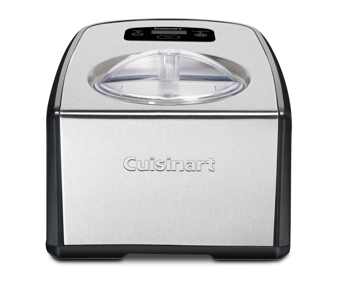 Cuisinart ICE-100 Compressor Ice Cream and Gelato Maker