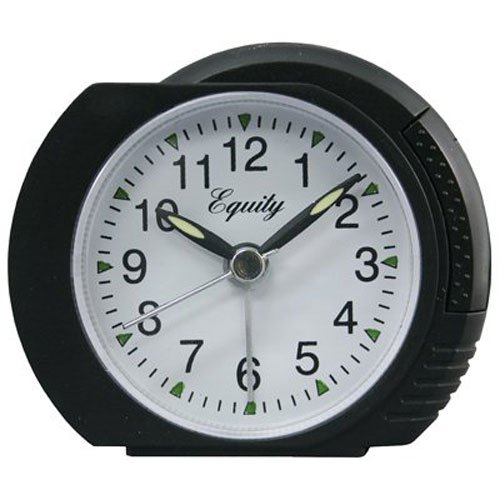 Elgin Quartz Analog Alarm Clock