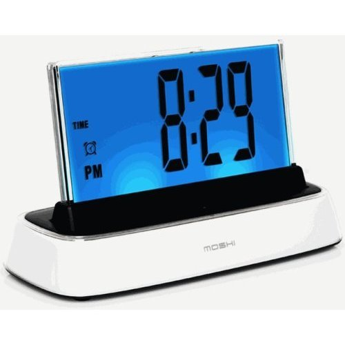 Moshi Elite Speak N Set Voice Activated Desk Clock