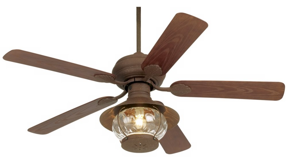 "52"" Casa Vieja Rustic Indoor/Outdoor Ceiling Fan"