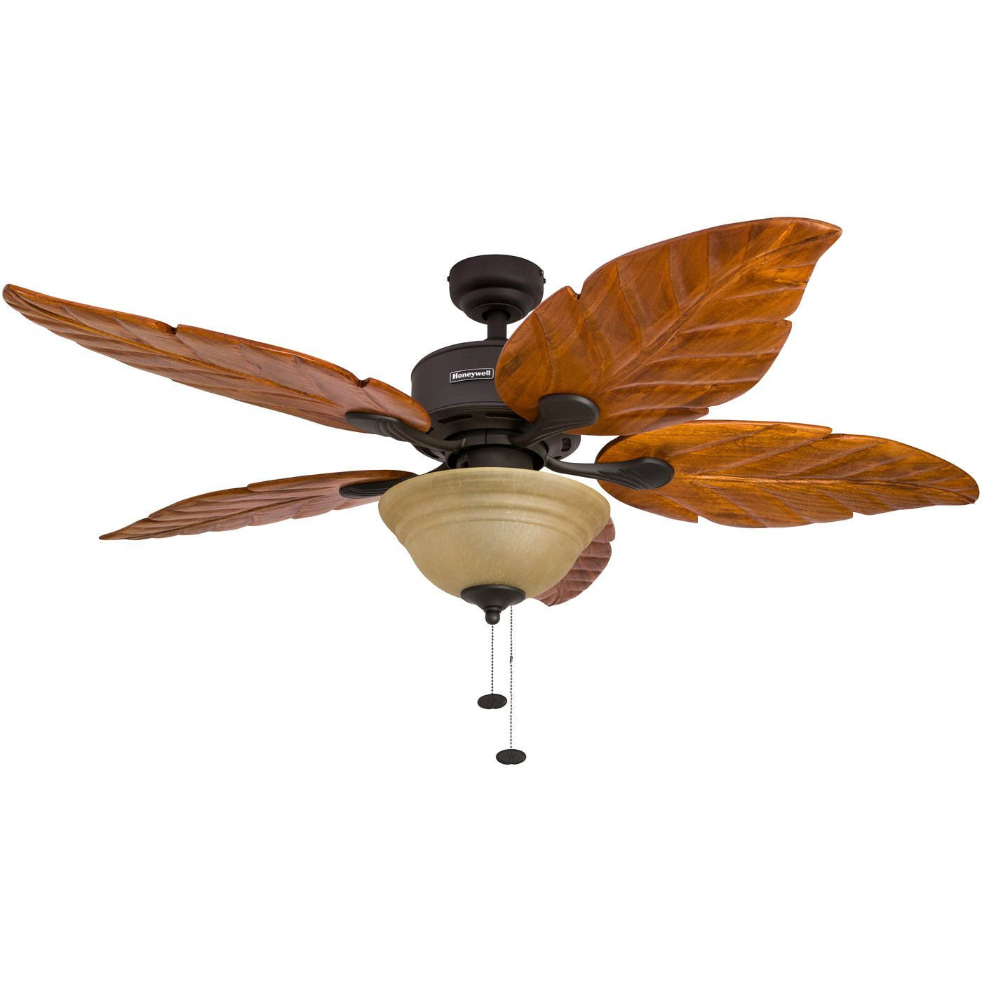 Tropical Ceiling Fans Giving A Natural Look Cool Ideas