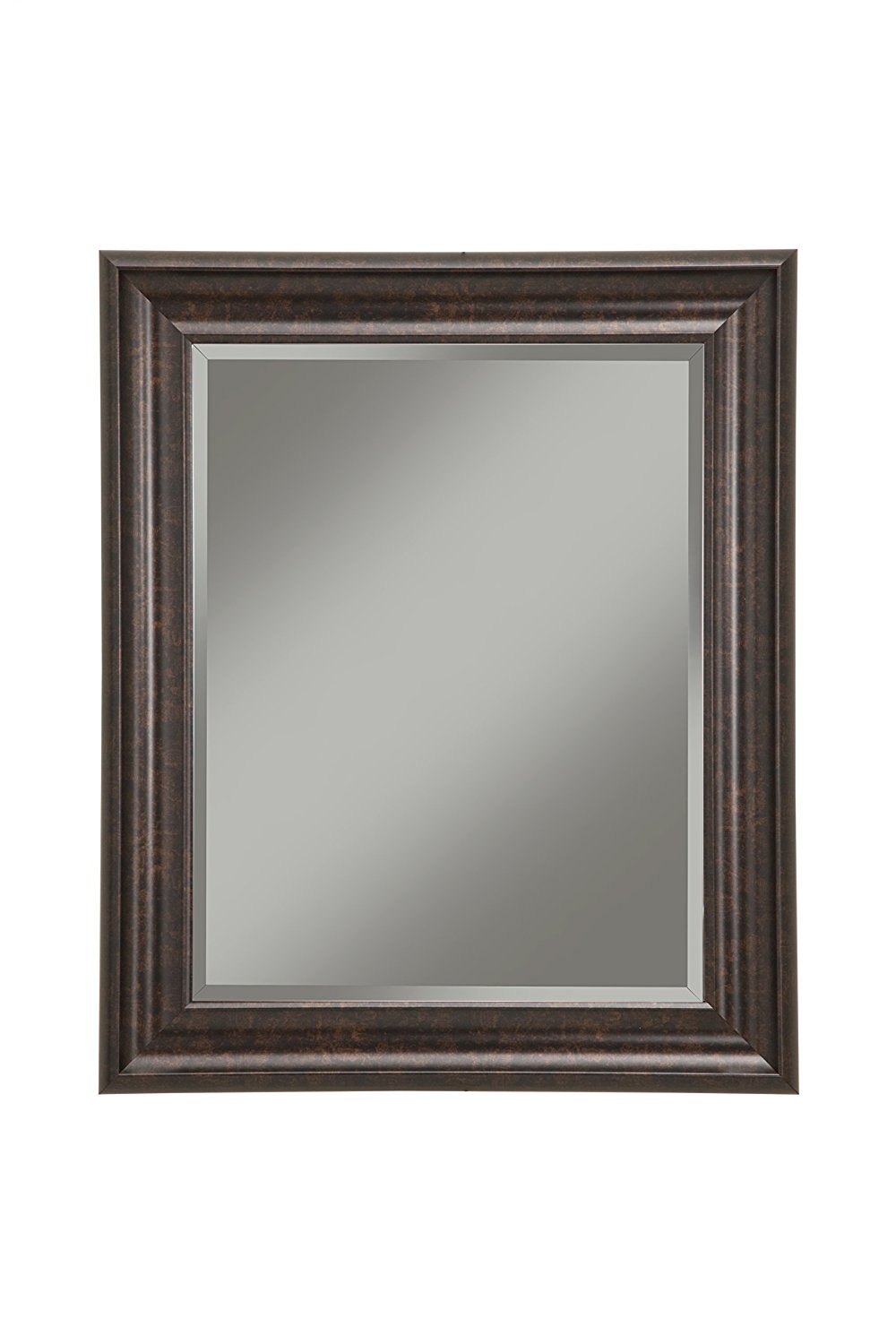Sandberg Furniture 14217 Oil Rubbed Bronze Wall Mirror Oil Rubbed Bronze,36 X 30""