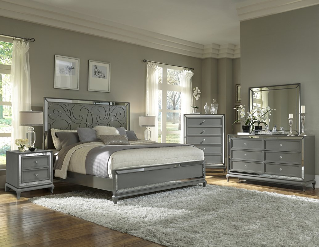 Mirrored Bedroom Furniture Sets Choice | Cool Ideas for Home