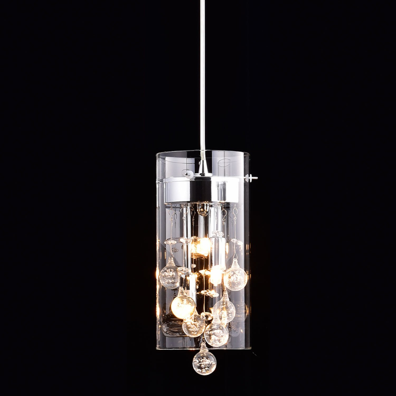 Modern contemporary pendant lighting for minimalist house Eco light fixtures