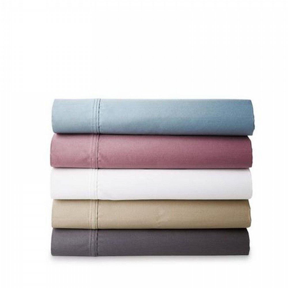 Cannon 500 Thread Count Queen 4 Piece Sheet Set Cobblestone