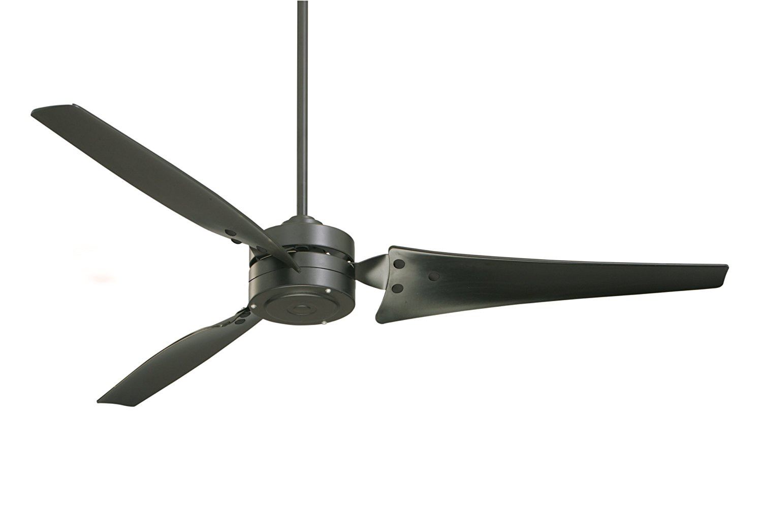 Emerson CF765BQ Ceiling Fan with 4 Speed Wall Control and 60-Inch Blades, Barbeque Black Finish