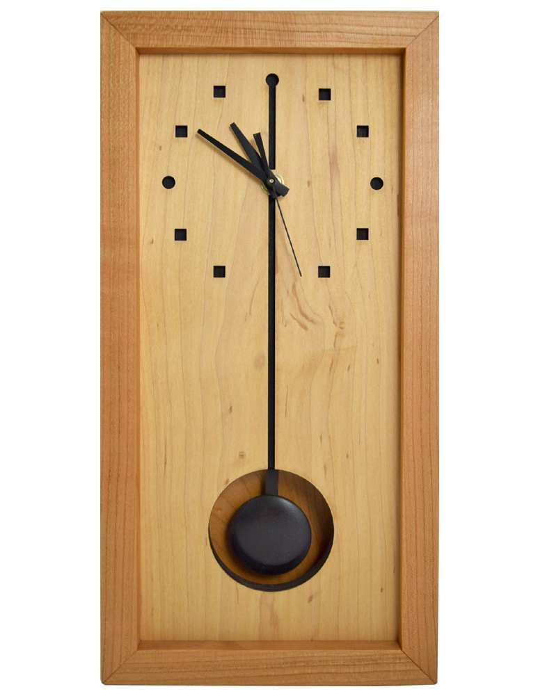 Contemporary Wall Clocks With Pendulum Design Cool Ideas For Home