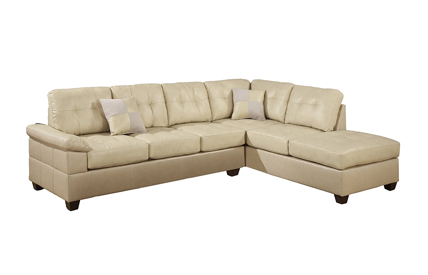 Various options for sectional couches with chaise lounge for Bartlett caramel left corner chaise sectional