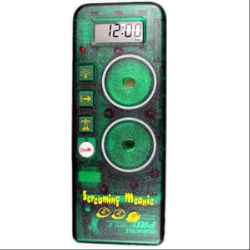 Screaming Meanie 220 Home Travel Annoying Extremely Loud Alarm Clock