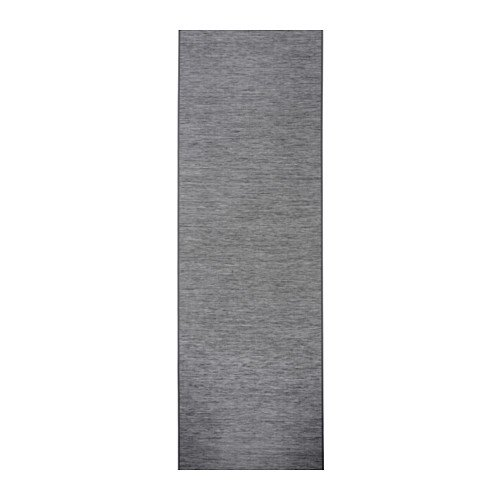 Ikea Panel curtain, dark gray 1426.23823.22