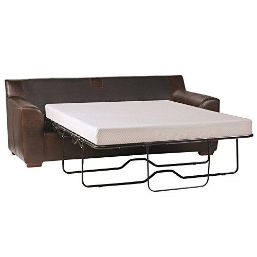 Zinus Sleep Master Cool Gel Memory Foam 5 Inch Sleeper Sofa Mattress, Replacement Sofa Bed Mattress, Queen