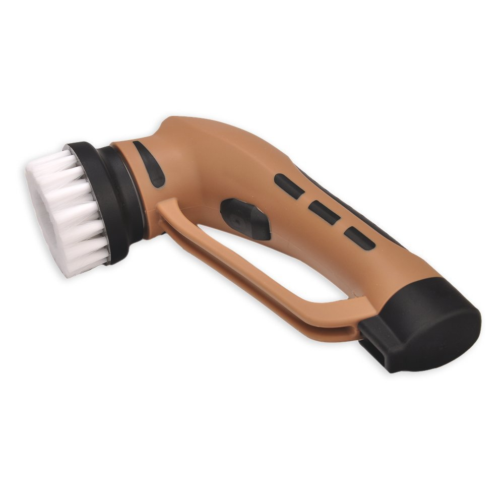 Cordless Shoe Cleaning Brush, Electric Shoe Polish, Leather Sofa Cleaner and Polisher Diy Electric Brush for Sofa
