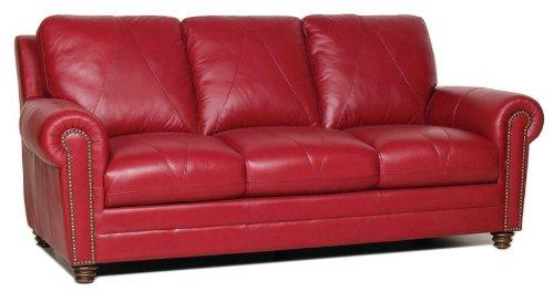 Luke Leather Weston Sofa