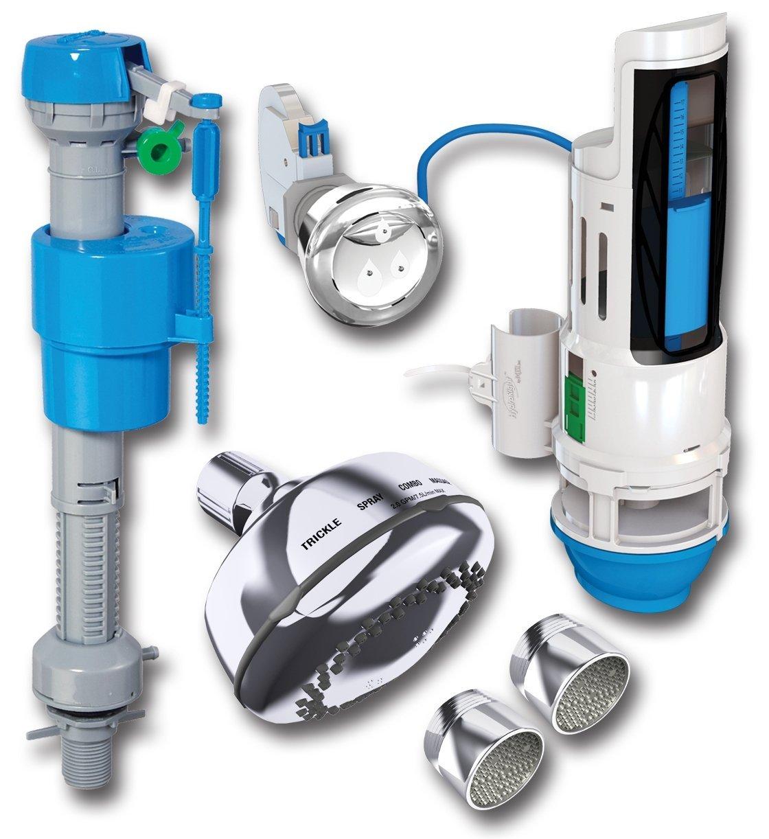 BlueSource HYS420 HydroSmart Water Conservation Kit by MJSI