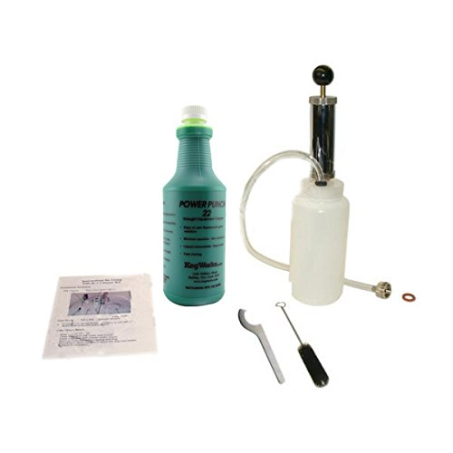 Deluxe Beer Line Cleaning Kit - 32oz Liquid