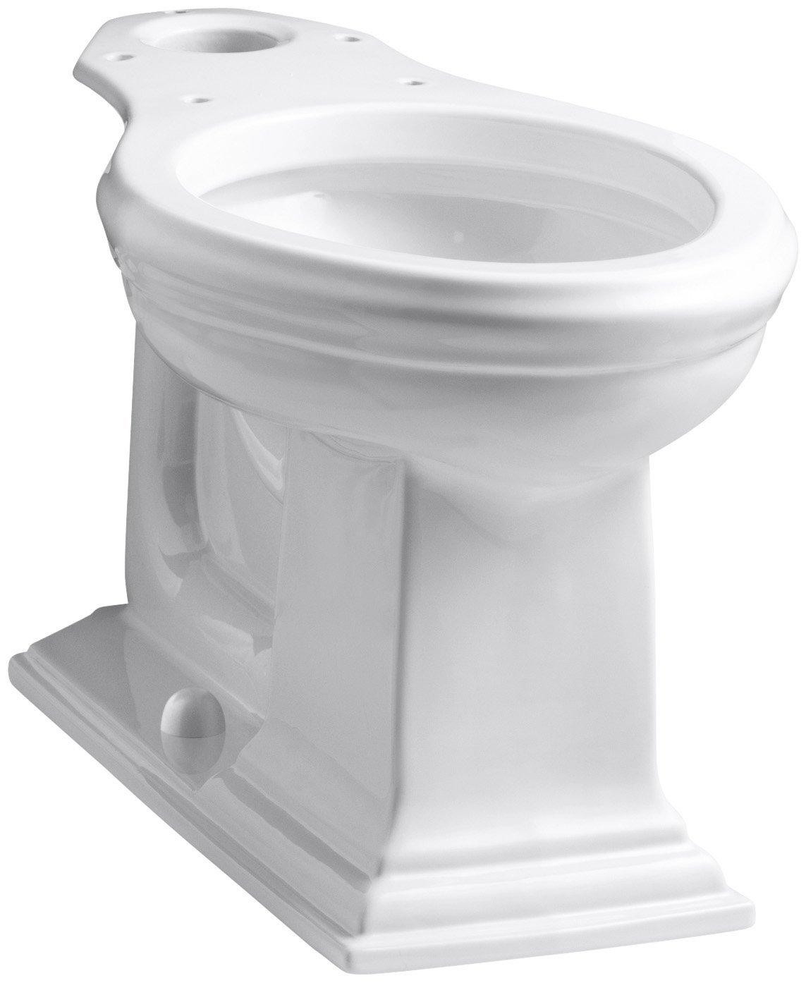 Kohler K-4380-0 Memoirs Comfort Height Elongated Bowl, White