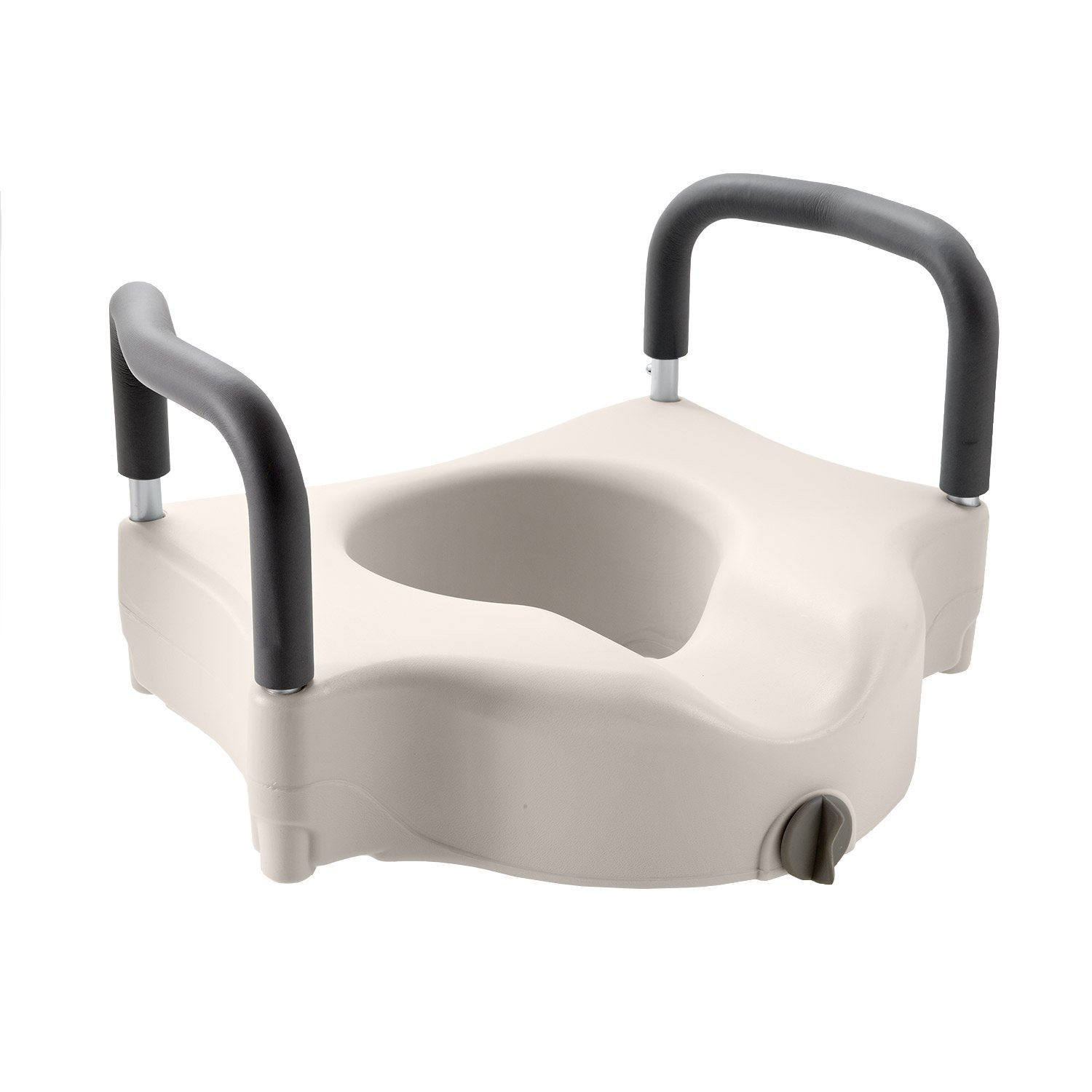 Medline Locking Elevated Toilet Seat with Arms
