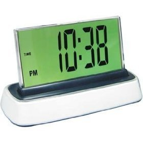 Moshi Voice Control Digital Talking Alarm Clock