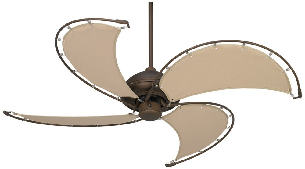 "52"" Cool Vista Oil-Rubbed Bronze Ceiling Fan"