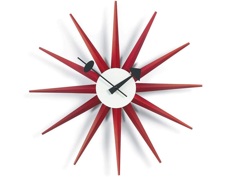 Vitra Sunburst Clock by George Nelson