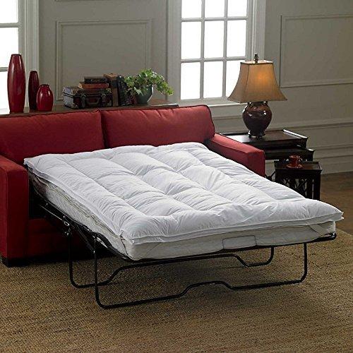 """Sleeper Sofa Mattress Topper-Full (75""""L x 54""""W)"""
