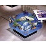 Aqua Square Coffee Table 25 Gallon Aquarium