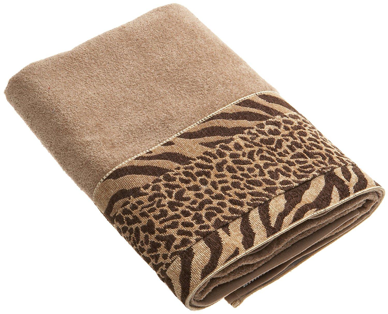 Avanti Linens Cheshire Bath Towel, Earth