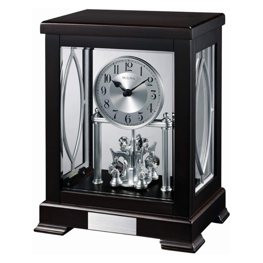 Bulova Empire Anniversary Mantel Clock