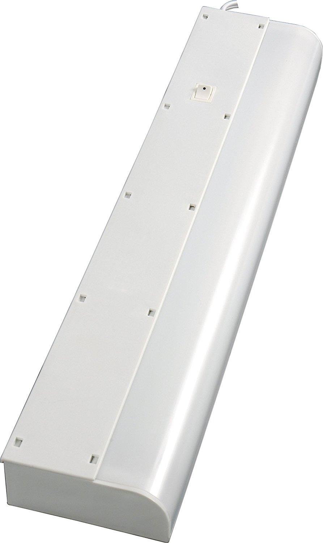 GE 18-Inch Basic Fluorescent Light Fixture 16466